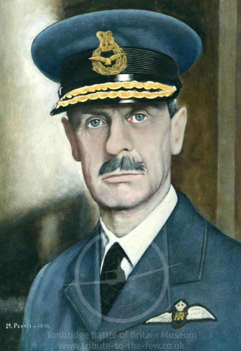 Air Chief Marshal Hugh Dowding Tonbridge Battle Of